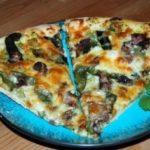 carne asada pizza recipe