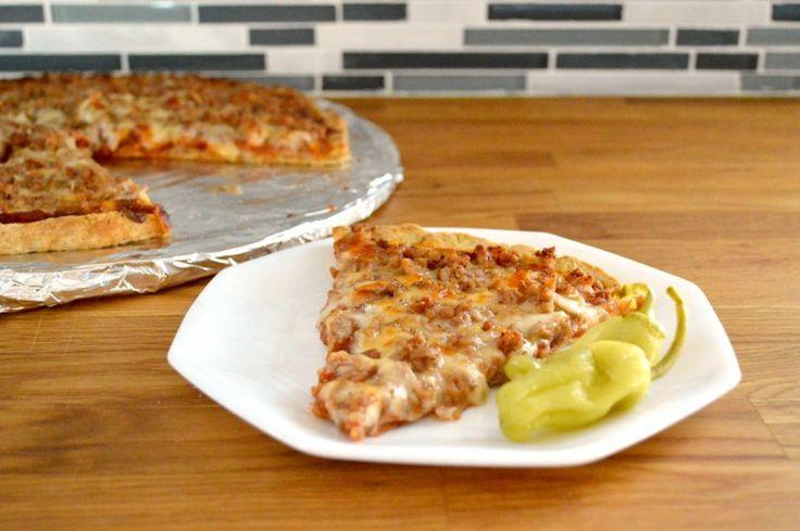 low sodium pizza recipe